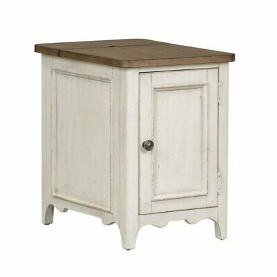 Liberty Furniture Door Chair Side Table