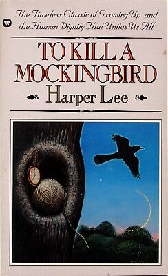 To Kill a Mockingbird by Harper Lee 1960 (Paperback, Reprint 1982)