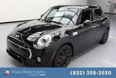 2018 Mini Hardtop Cooper S Texas Direct Auto 2018 Cooper S Used Turbo 2L I4 16V Automatic FWD Hatchback