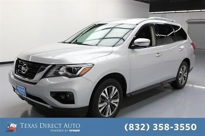 2017 Nissan Pathfinder SL Texas Direct Auto 2017 SL Used 3.5L V6 24V Automatic 4WD SUV