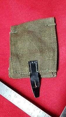 USSR Soviet Russian Army Original Military Surplus pouch for grenades WWII Style