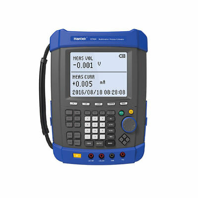 Hantek HT824 Calibrator Process site industry equipment calibration instruments