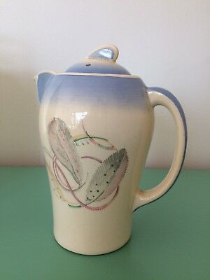 Susie Cooper Kestrel Style Art Deco Coffee Pot