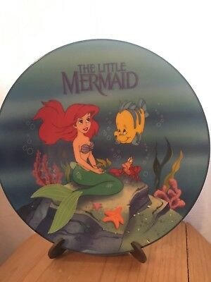 The Little Mermaid Original Collector Plate w/ Box