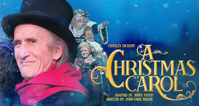 A Christmas Carol tickets (2) 12/20 South Coast Repertory Theater 7:30 pm
