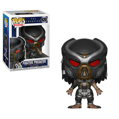 FUNKO POP! MOVIES: The Predator - Fugitive Predator [New Toy] Vinyl Figure