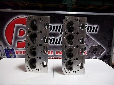 Brodix Aluminum Spec. Heads SP CH Bare Pair Winter Special