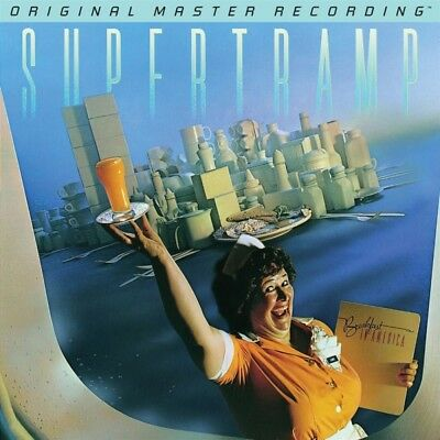 Disque vinyle Supertramp - Breakfast in America - LMF471