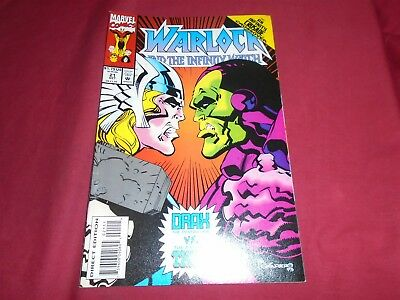 WARLOCK AND THE INFINITY WATCH #21 Marvel Comics 1993 NM
