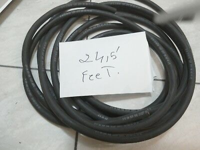 24'.5 SAE J1127 Welding Battery Cable 2/0 Black .