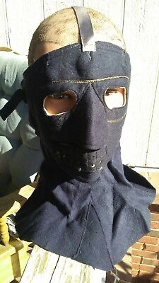 Vintage US Military Cold Weather Mask