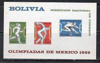 Bolivia     Stamps Sheet Mint Never Hinged  Lot  35439