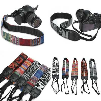 Quick Strap Camera Shoulder Belt Neck Sling SLR DSLR Camera Canon Sony NikonL