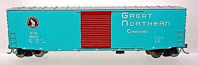 Great Northern 50' Boxcar-Ho Scale