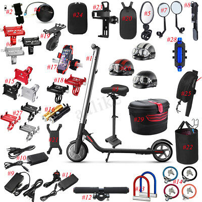 Various Repair Spare Parts Accessories For Ninebot ES2 ES4 Electric Scooter