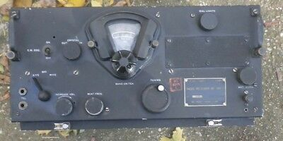 RECEPTEUR BC348R Signal corps US Army Belmont Collection  Miitaria Radio TSF