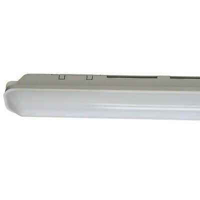 5Ft Weatherproof LED non-corrosive Batten IP65 Commercial Fitting High Lumens