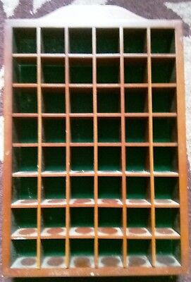 Thimble Rack (Wooden holds 48)