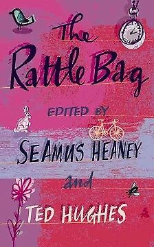 Rattle Bag - An Anthology of Poetry-NEW-9780571225835 by Hughes, Ted / Heaney, S