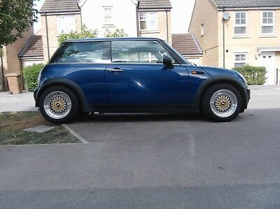 2003 BMW Mini One Long MOT & Some Service History