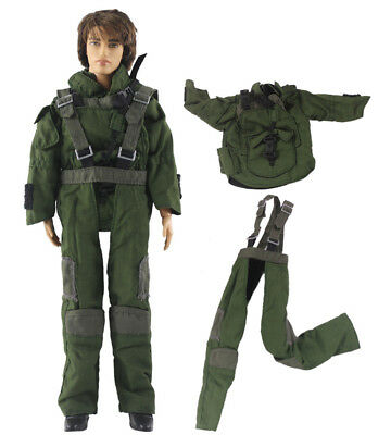 Fashion Outfits/Clothes/Uniform Tops+Pants For 12 inch ken doll