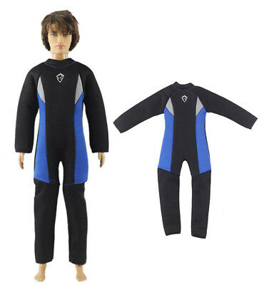Fashion Outfits/Uniform Diving clothes For Barbie's boy friend Ken Doll