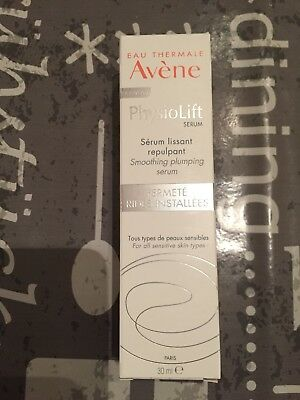 Avene Physiolift Serum Lissant Repulpant