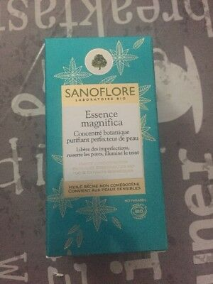Sanoflore Essence Magnifica Concentre