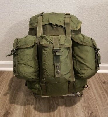 US Issue Medium ALICE Pack with Frame