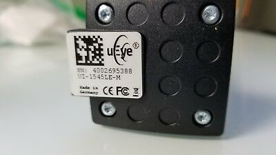Navitar Machine Vision 1-61448, 1-61449 and IDS UEYE UI-1545LE-M PRECISE EYE