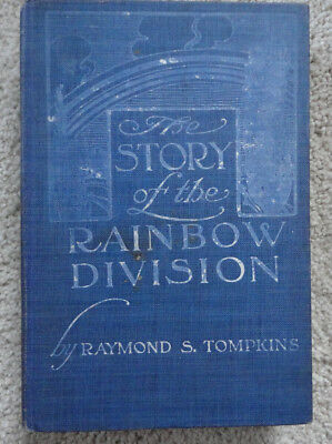 The Story of the Rainbow Division in WWI, Unit History Book