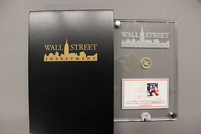 "Wall Street Investment The Gold Collection 2010 "" Maple Leaf """