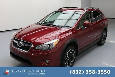 2014 Subaru XV Crosstrek Limited Texas Direct Auto 2014 Limited Used 2L H4 16V Automatic AWD SUV