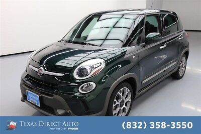2014 Fiat 500L Trekking Texas Direct Auto 2014 Trekking Used Turbo 1.4L I4 16V Manual FWD Hatchback