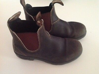 Blundstone Work Boots - Size 4 - Great Condition
