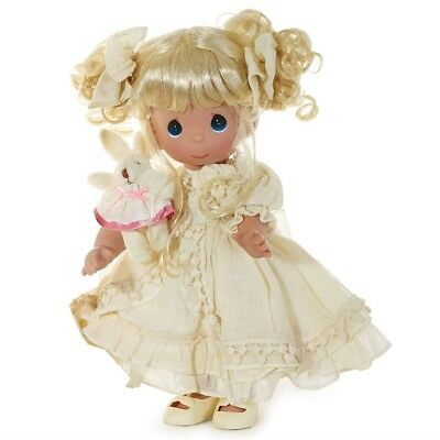 "Precious Moments Doll Heart Felt Wishes Shayleigh, 12""H, New w/Tag/PM Box, 6600"
