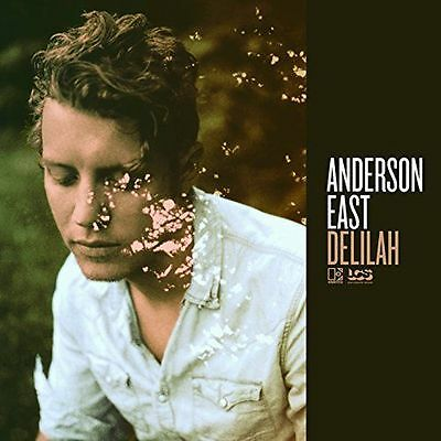 Anderson East - Delilah [2015 CD]. Sealed Free Shipping
