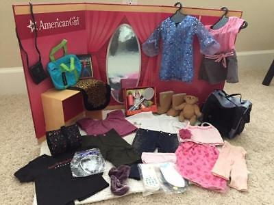 Huge Lot of AMERICAN GIRL DOLL CLOTHES & Accessories~ Pleasant Co~NEW