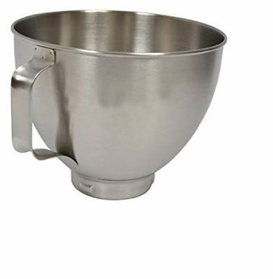NEW KENWOOD BOWL CONTAINER STEEL PATISSIER with Handle MX300 MX270 MX275 MX280