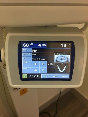 Planmeca Proline XC Digital Panoramic X Ray Unit