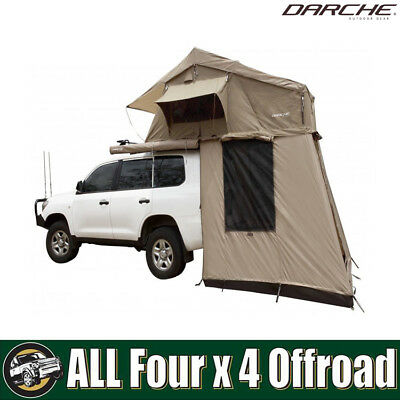 Darche Hi-View 2 Roof Top Tent with Annex