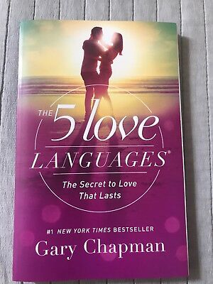 NEW The 5 Love Languages By Gary Chapman Paperback Free Shipping