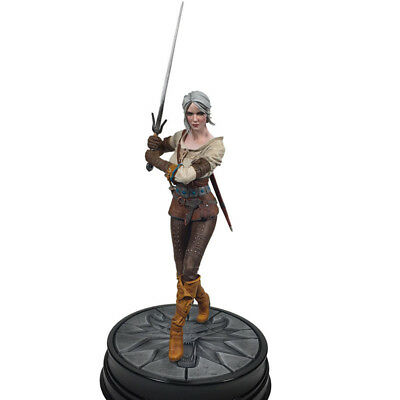 DARK HORSE THE WITCHER 3: THE WILD HUNT Ciri Figure Statue NEW SEALED