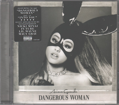 FREE US SHIP. on ANY 3+ CDs! NEW CD Ariana Grande: Dangerous Woman