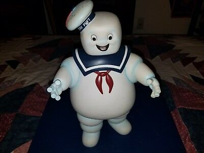 Ghostbusters Stay Puff Marshmellow Man Bank Very Rare