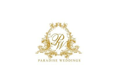 Luxury Wedding Logo