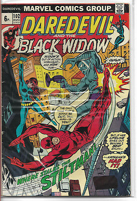 DAREDEVIL (1964) #102 - Back Issue (S)