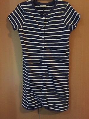 Next Playsuit Nightwear Age 10 Years Euc