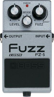 Boss FZ-5 Vintage Fuzz Effects Pedal For Electric Guitar.  Brand New.