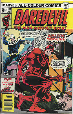 DAREDEVIL (1964) #131 - 1st BULLSEYE - Back Issue (S)